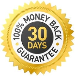100 percent money back guarantee