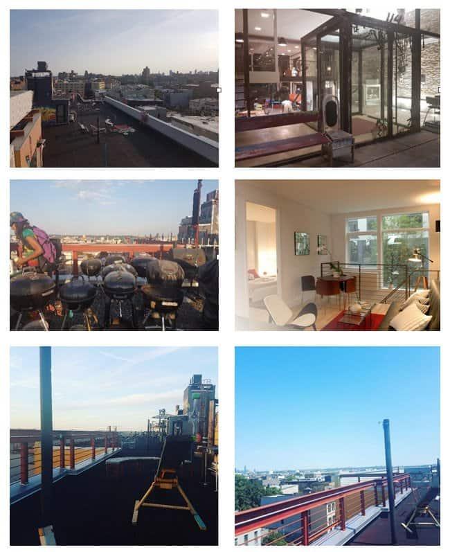 Shared-living, co-Sharing in New York. Castle Braid Co, Bushwick, Brooklyn