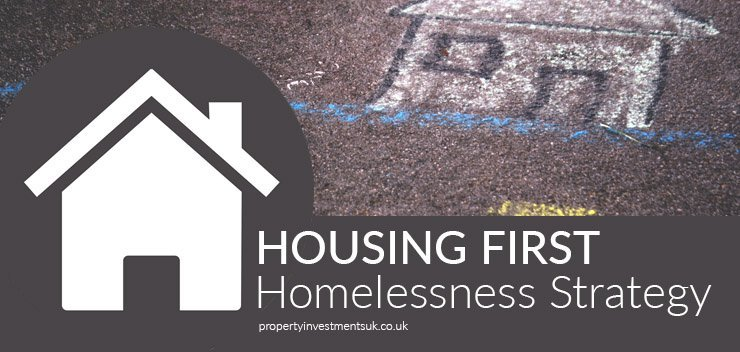 housing first homelessness strategy