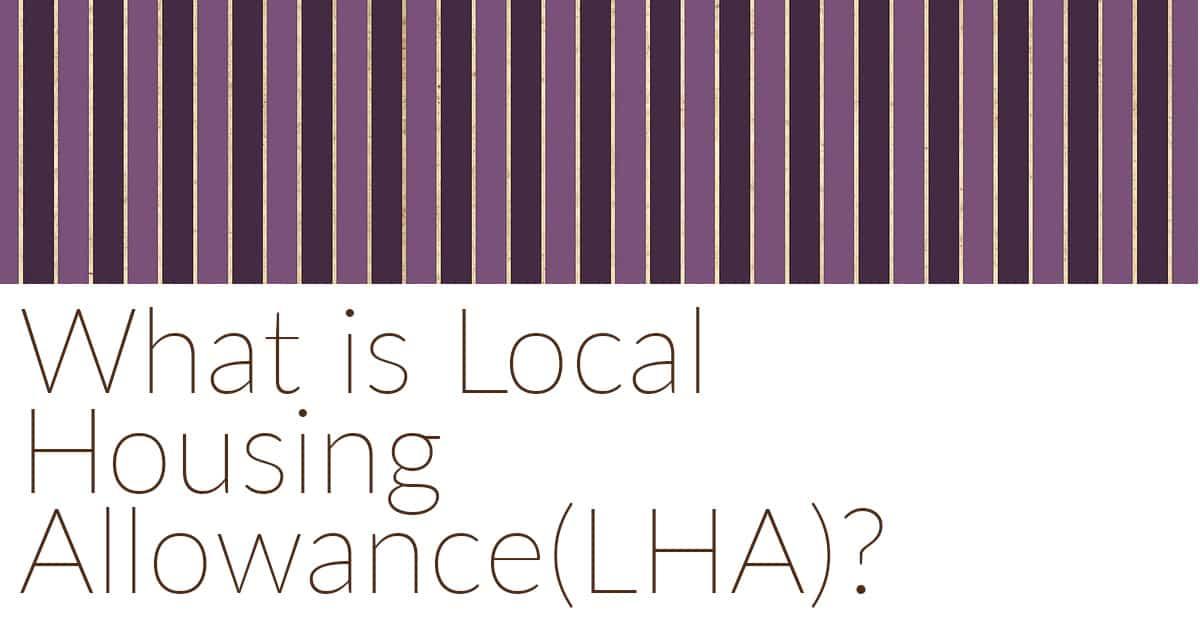 Local housing allowance - mygov.scot