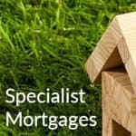 specialist mortgages for property investors