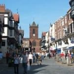 Chester City Centre. Property Investment in Chester