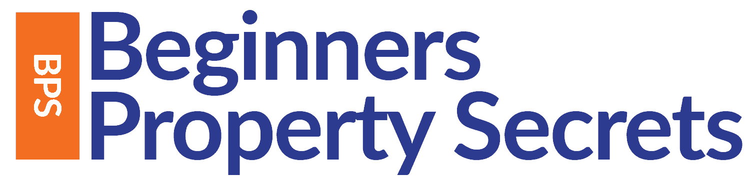 Logo for the Beginners Property Secrets Course offered by Progressive Property