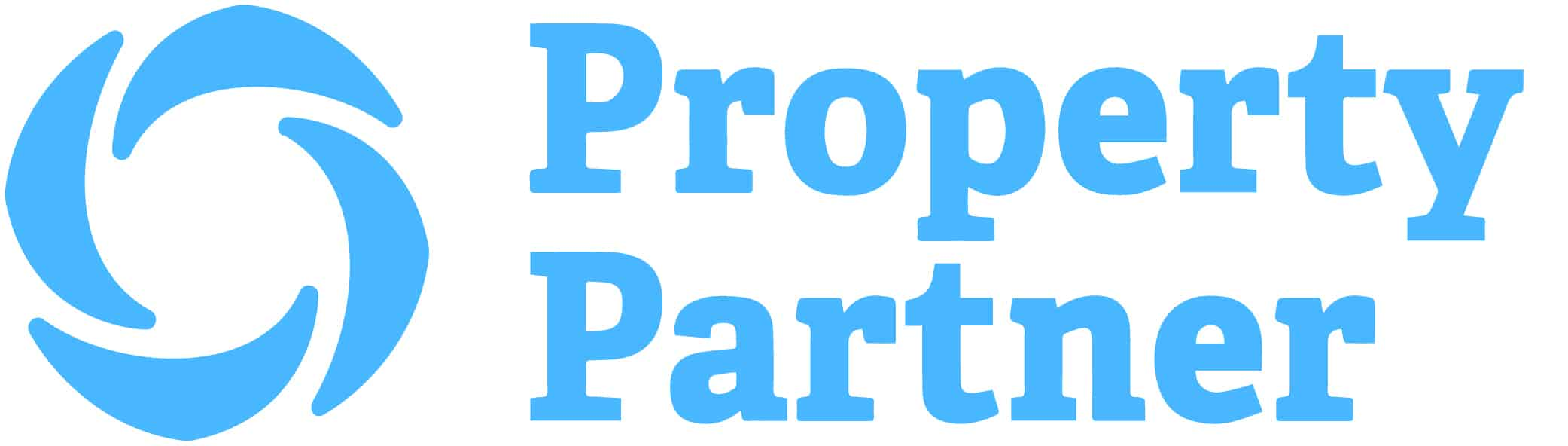 The logo for Property Partner