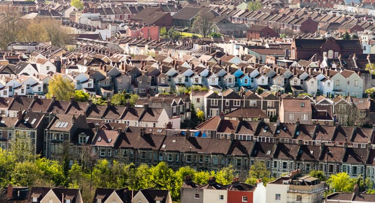Terraced Houses - Bristol