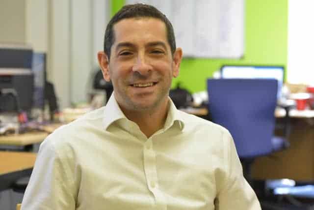 Eli Kosiner - CEO of Harford Financial
