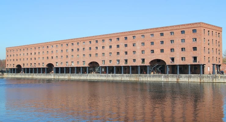 King's Dock - Liverpool