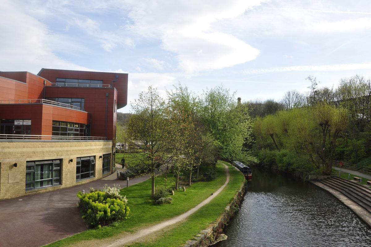 University of Huddersfield, West Yorkshire, England.