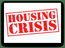 London housing crisis
