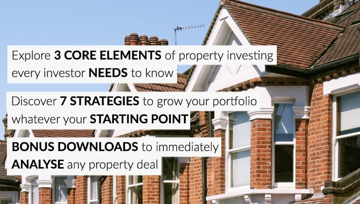 The 3 key benefits to signing up for our free property training