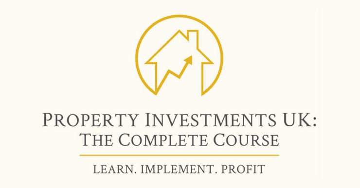Property Investments UK - The Complete Course. Learn Implement Profit. Online Property Courses from Robert Jones