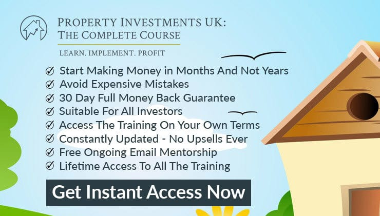 property course from Property Investments UK