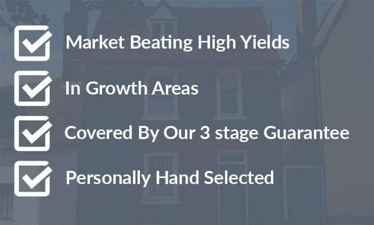 Property Investments UK Property Deals. Key Benefits