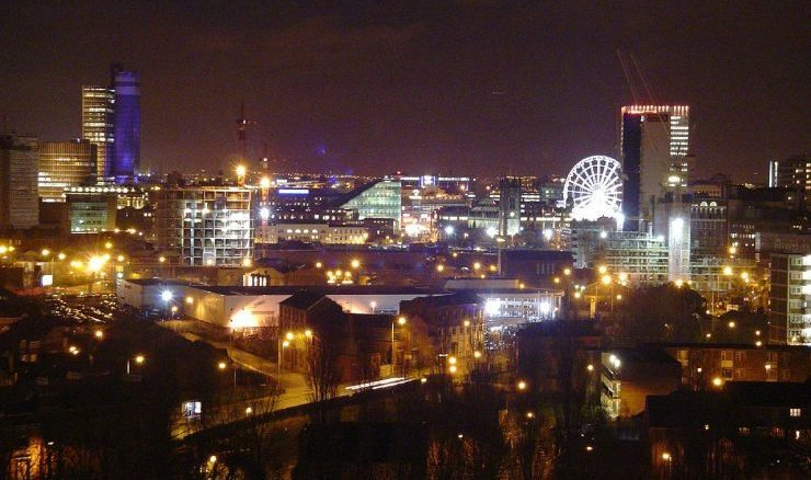 manchester property investments