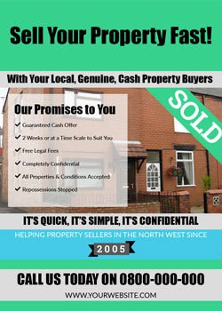 property sourcing leaflet example