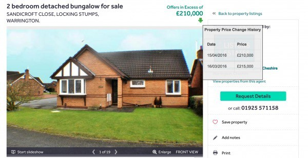 Using Property Tracker with Rightmove