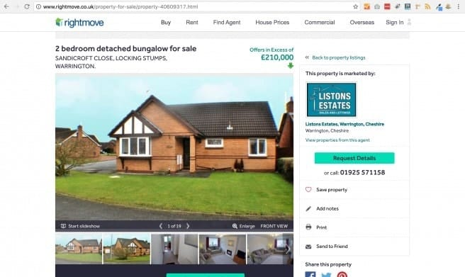 Property Tracker with Righmove