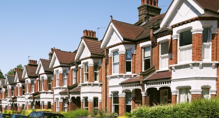 terraced houses in london